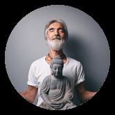 homme-meditation /